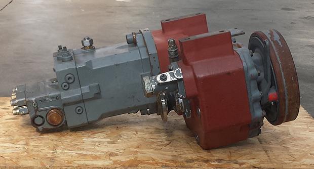 Cambio per Atlas 350MH